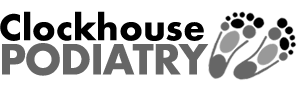 Clockhouse Podiatry Logo